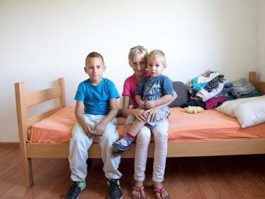 Upgraded home for the Milovanovic family from Loznica