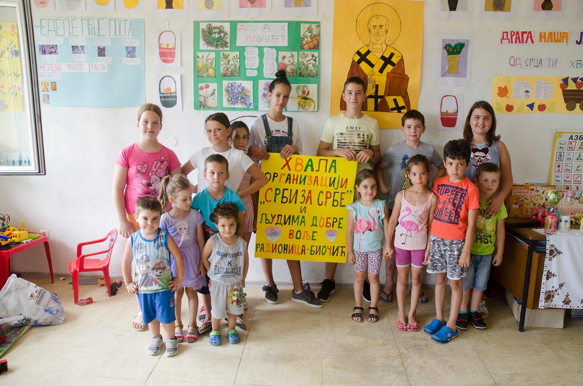 Charity organization Serbs for Serbs raised 4 million euros in donations!