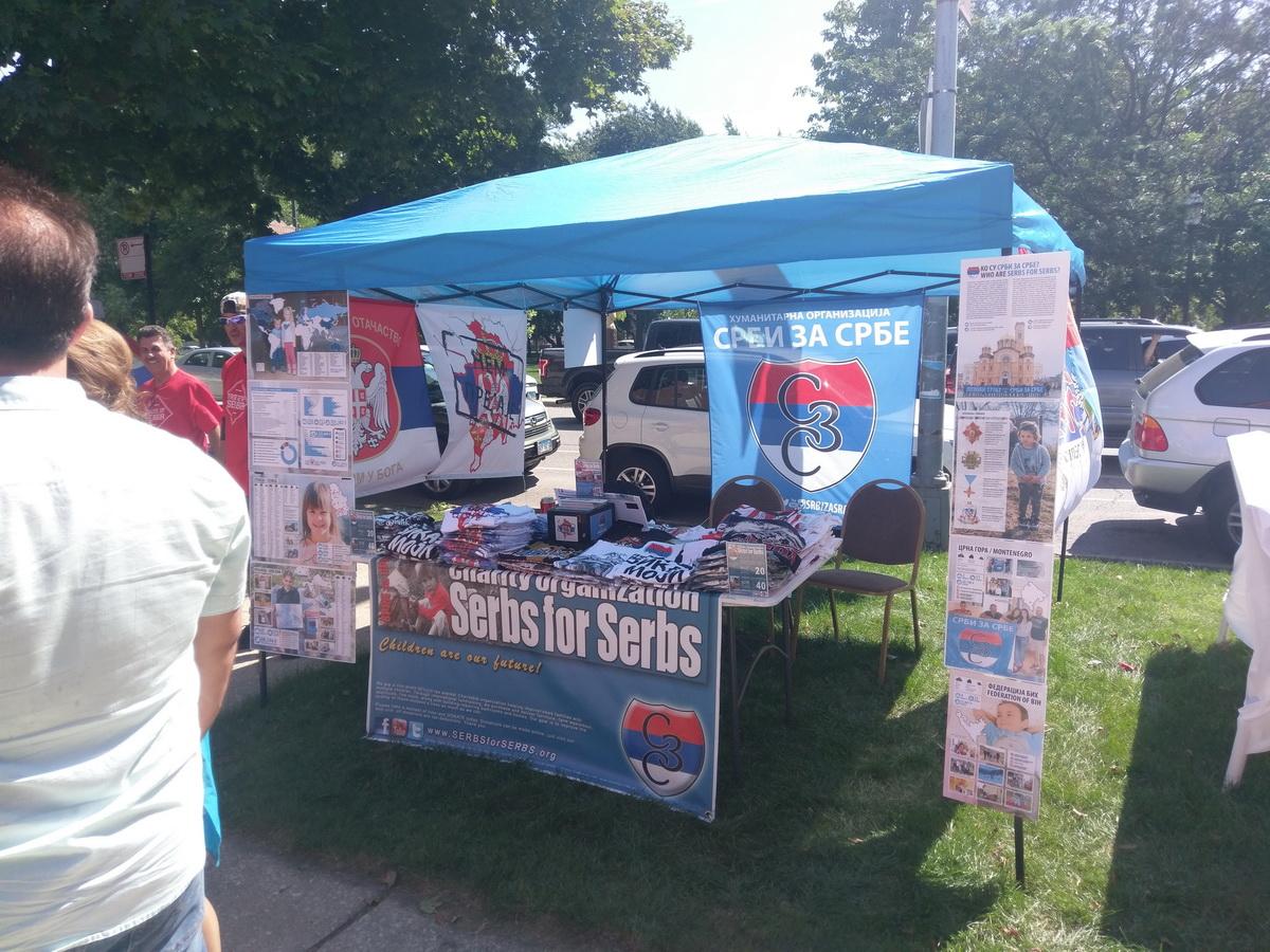 SFS on Serbian festivals in Chicago