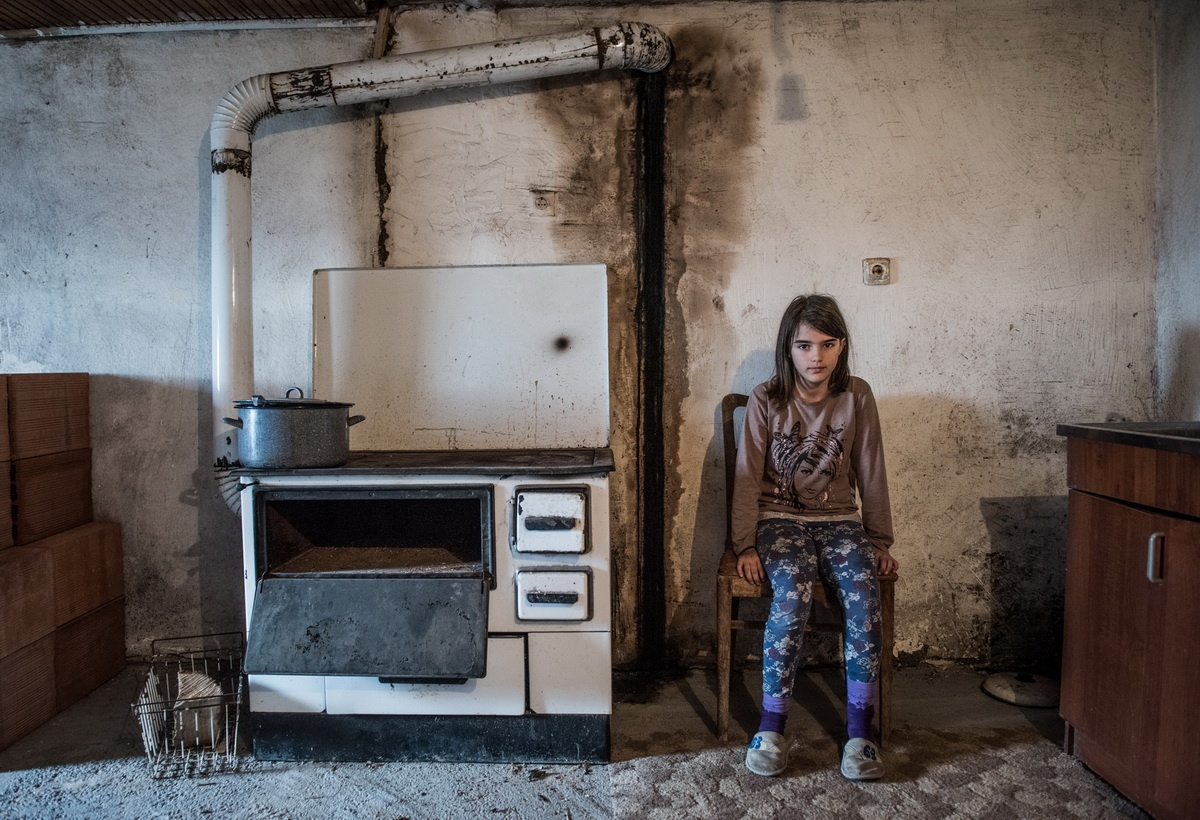 """When times get tough, I lean on my brothers, my protectors"" – Svetlana (9) from Kučevište"