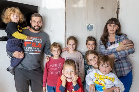 Serbs for Serbs in Berane – let's help the Malevic family with eight children!