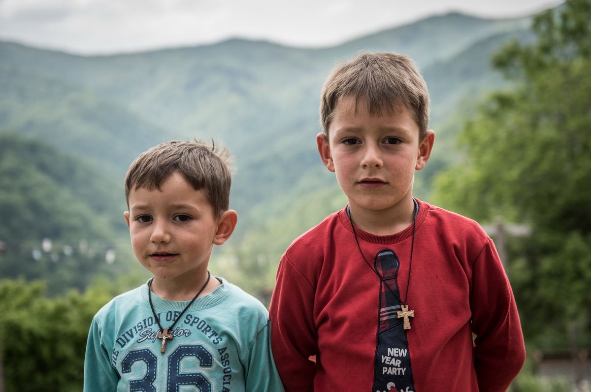 Let's build a home for the Milic family from Štrpce, Kosovo and Metohija! (video)